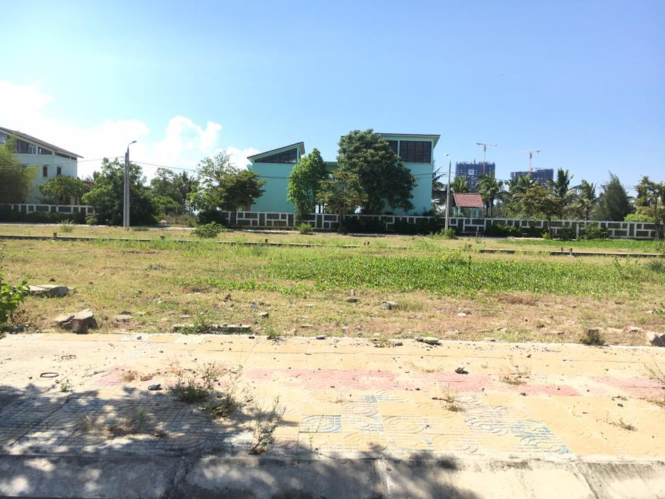 Bán một số lô đất khu 7B, Green city, KĐT số 4 sau lưng cocobay.