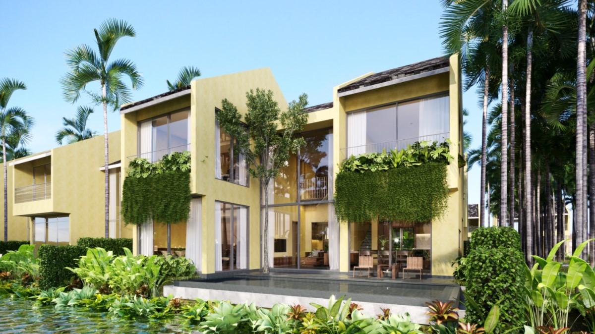 Biệt thự sinh thái dự án Casamia calm