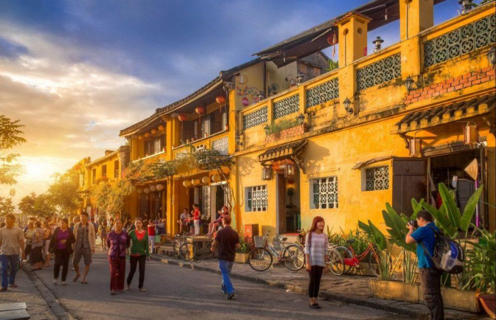 Hội An Thành Phố du lịch Hàng đầu Châu Á