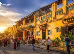 Vẻ đẹp cổ kính của phố cổ Hội An – Di sản văn hóa Thế giới