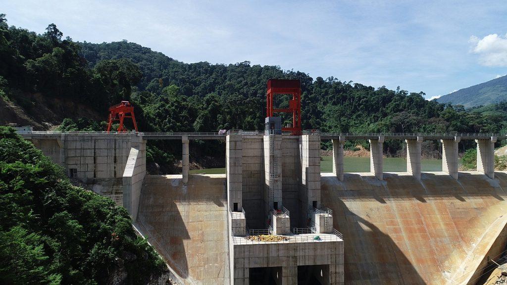 Nhà máy thủy điện Sơn Trà 1A