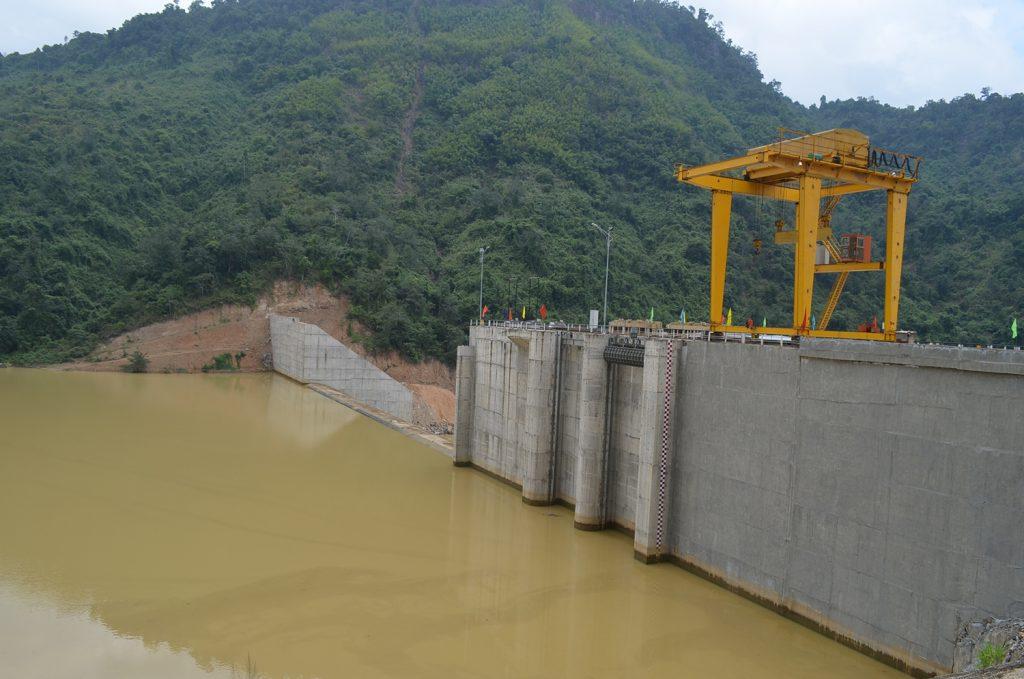 Thủy Điện Sông Bung 6
