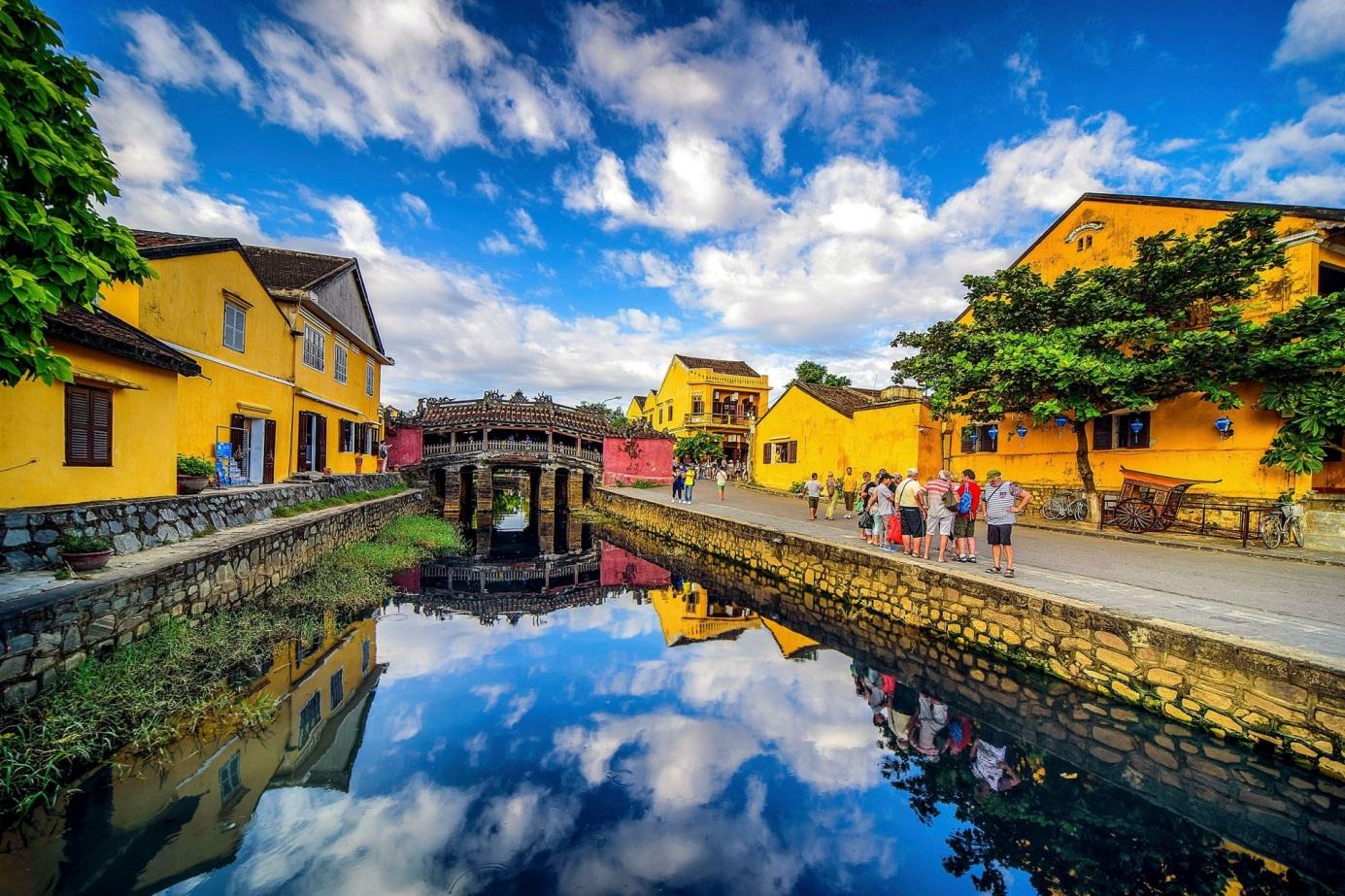 Vẻ đẹp đô thị cổ Hội An
