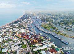 Bình Định: Quy Hoạch mở đô thị Hoài Nhơn về hướng biển –
