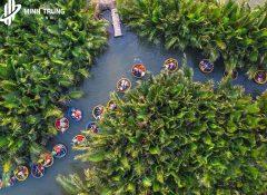 Ghé thăm rừng dừa Bảy Mẫu vang tiếng Hội An