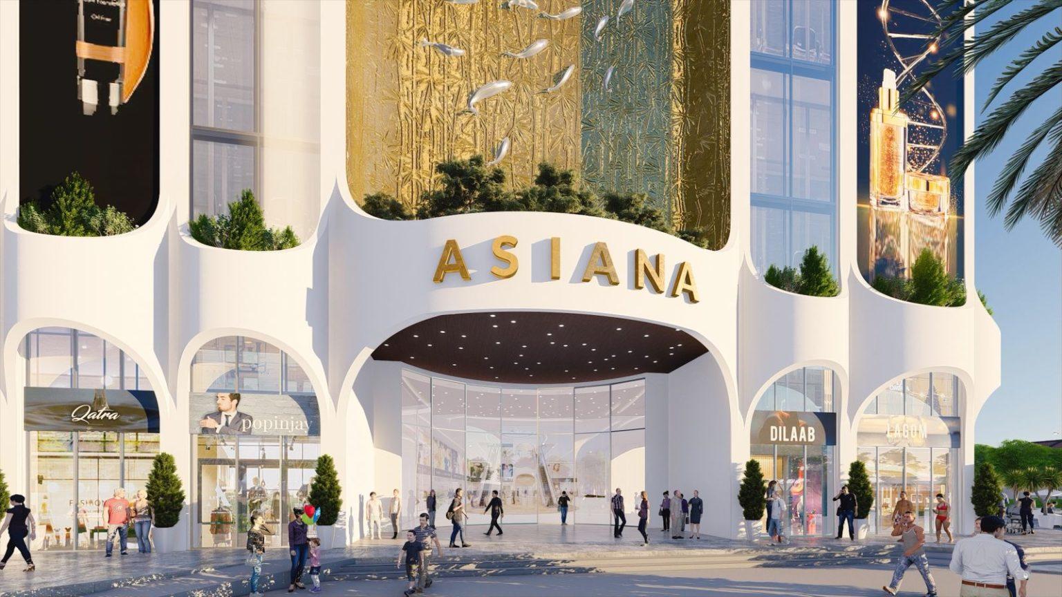Trung tâm mua sắm hiện đại tại Asiana Đà Nẵng