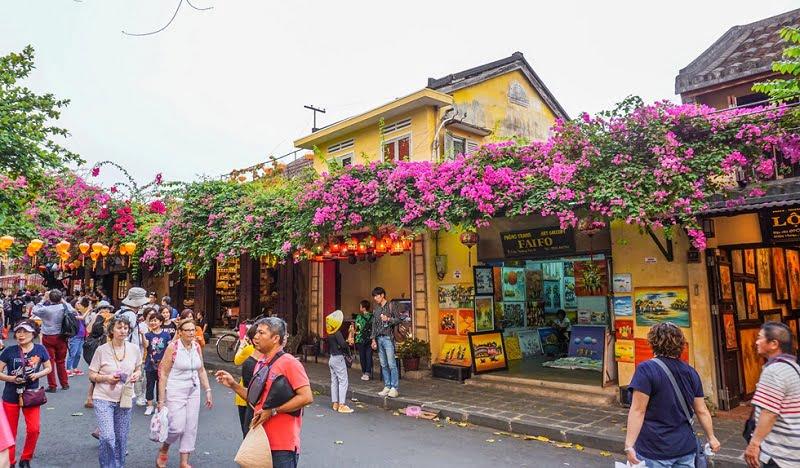Vẻ đẹp của phố cổ Hội An