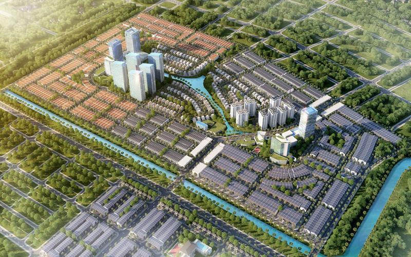 Dự án Dragon Smart City