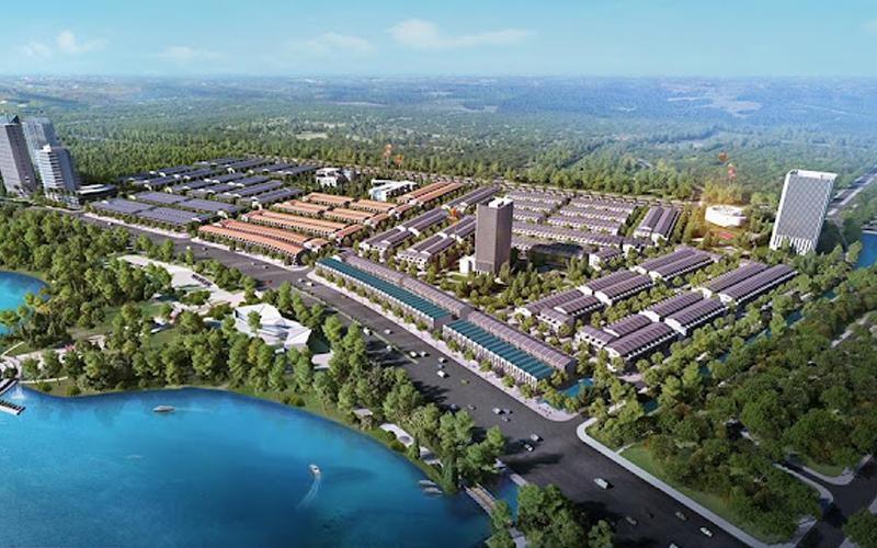 Dự án Lakeside Palace