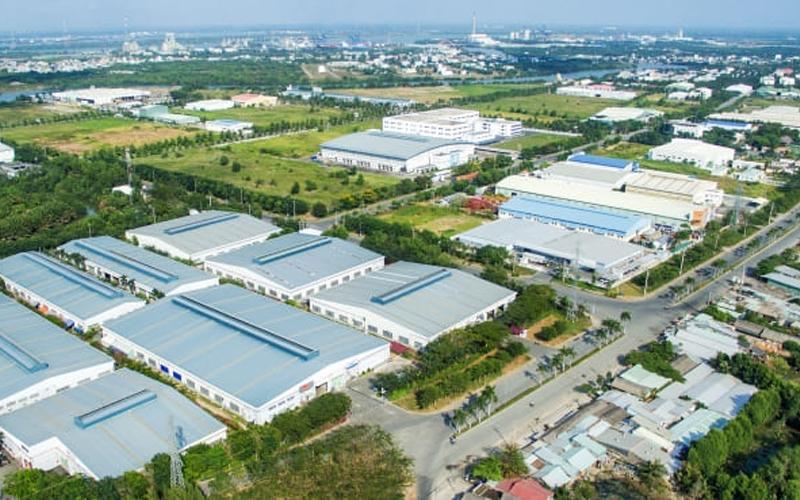 Hình ảnh Khu công nghiệp Hòa Khánh mở rộng