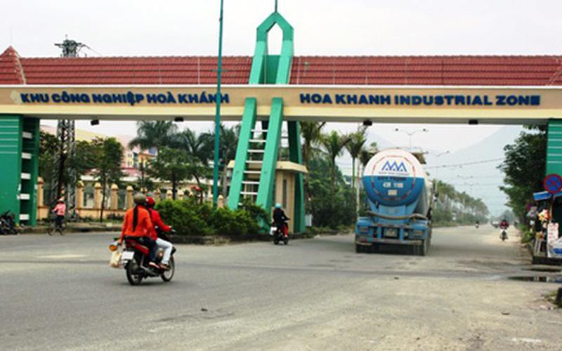 Khu công nghiệp Hòa Khánh