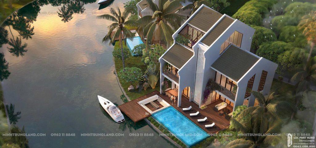 Villa dự án Hội An D'or
