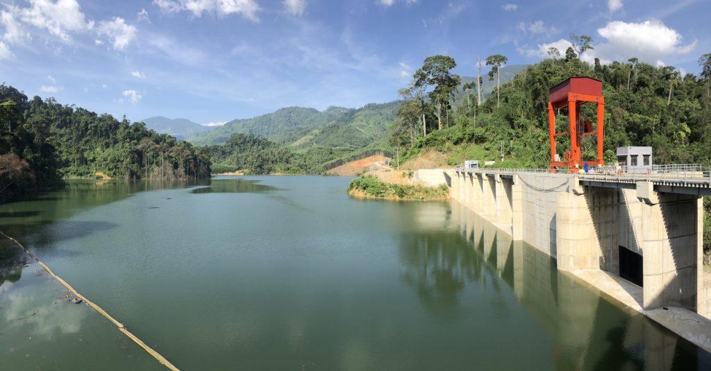 Thủy điện Sơn Trà 1 – Công trình của chủ đầu tư Đạt Phương